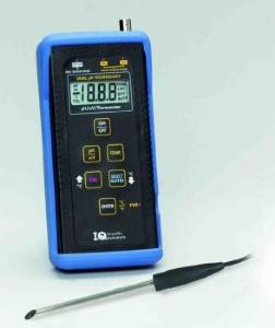 IQ Scientific IQ 150 Taşınabilir pH Metre.Paslanmaz Çelik ISFET pH Elektrodlu