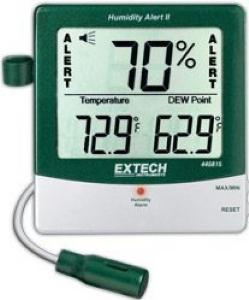 Extech Insturuments Alarmlı Sıc-Nem ve Dew-point