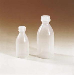 Plastik Dar Boyunlu Sızdırmaz Kapaklı Şişe PP, DIN 13316-168