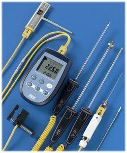 Delta OHM Profesyonel Sıcaklık Ölçüm Cihazı HD2328