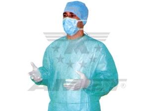 Cerrahi Önlük, Takviyeli