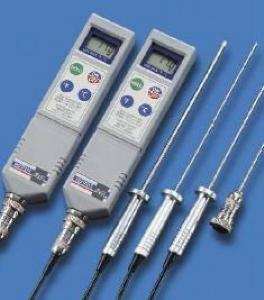 Delta OHM- PT100 Sensörlü Portatif Sıcaklık Ölçüm Cihazı