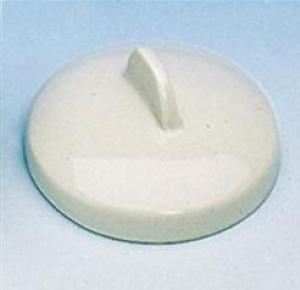 Haldenwanger Ø87 mm Porselen Kroze Kapağı DIN 12904