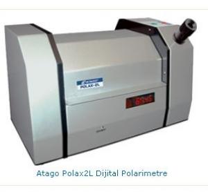 Atago Polax2L Dijital Polarimetre