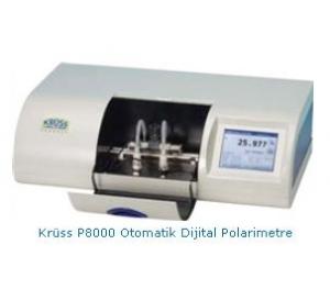 Krüss P8000 Otomatik Dijital Polarimetre