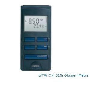WTW Oxi 315i Oksijen Metre