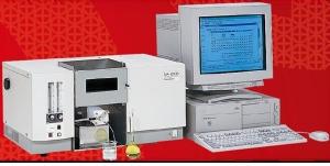 Atomik Absorpsiyon Alev Emisyon Spektrofotometre Sistemi