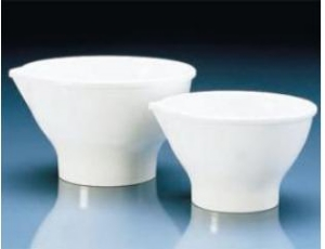 Havan (MF), Yükseklik 90 mm, Ø:150 mm, Melamin-formaldehyde' dan yapılmıştır – 300 ml