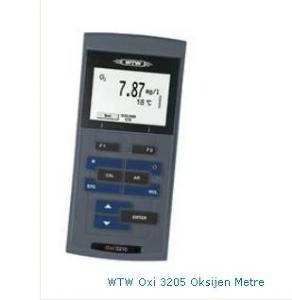 WTW Oxi 3205 Oksijen Metre