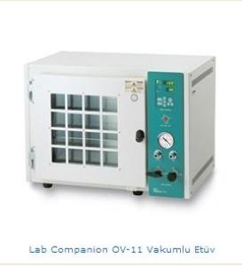 Lab Companion OV-12 Vakumlu Etüv