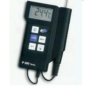 Dostmann Electronıc Saplama/Batırma Tip Portatif Termometre (-40 … +200C)