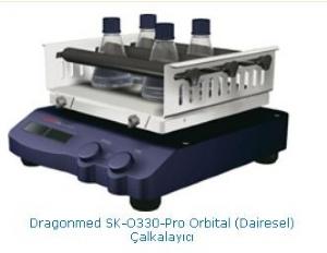 Orbital (Dairesel) Çalkalayıcı