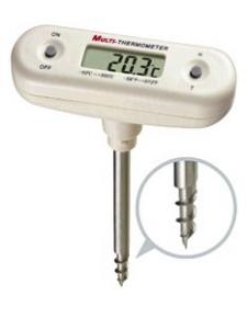 TM Instruments  Burgulu-Saplama Tip Termometre (-50…+150° C)