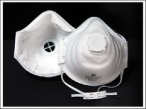 SH 2100 Serisi Solunum Maskesi