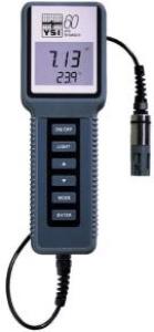 YSI pH 60 3 m Kablolu pH Elektrodlu Taşınabilir pH Metre