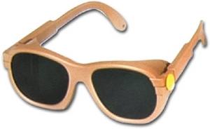 Unıweld Koruyucu Gözlük Oksijen
