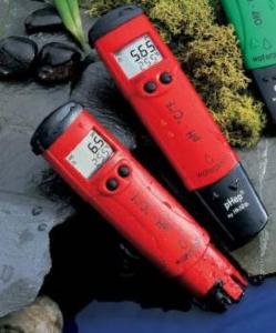 Hanna pHep4 HI 98127 Su Geçirmez Değiştirilebilir Elektrodlu Cep Tipi pH Metre.
